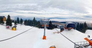 Klinovec Winter
