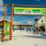 Skiareál Novako