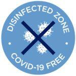 dezinfikovano ozonem O3